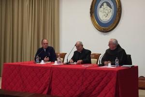 Incontro Superiori Maggiori del Lazio con il Card. Vicario Angelo De Donatis - 4_e14cca64418abce2a9818a59f72c3238