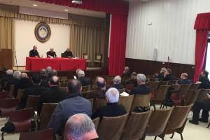 Incontro Superiori Maggiori del Lazio con il Card. Vicario Angelo De Donatis - 5_a6f35068bc4edde647f3faf71dadec52