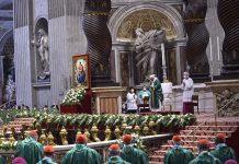 apertura sinodo